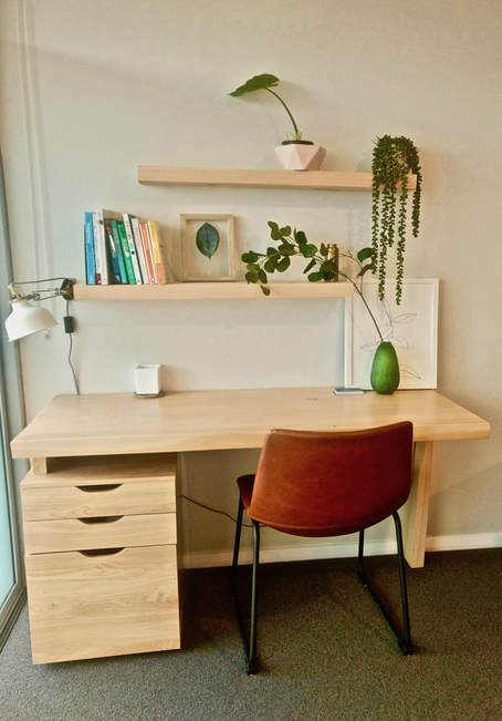counselling room desk